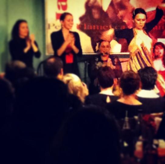 El Jaleo Peña Flamenca de Gante | É. Lorsung photo