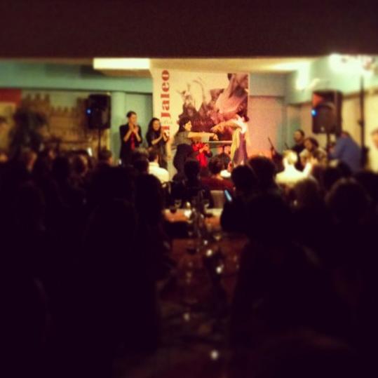El Jaleo Peña Flamenca de Gante | Sevillanas | É. Lorsung photo